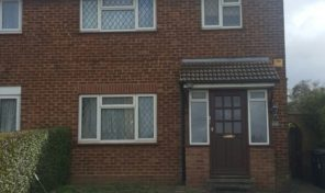 For Rent – 3 Bed End-Terrace House